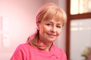 Asystentka stomatologiczna Halina Kardasz